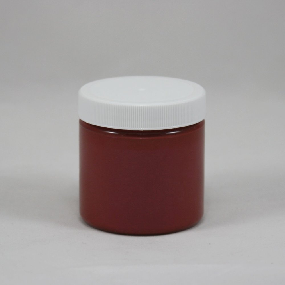 Oxide Red C-654 4oz - Universal Full Color-BEECK Mineral Paints-Atlas Preservation