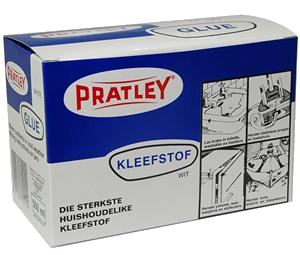 Pratley White Epoxy - 500 ML
