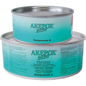 Akepox 2030 Knifegrade - 3 Kilograms (Ivory Color)-Akemi-Atlas Preservation