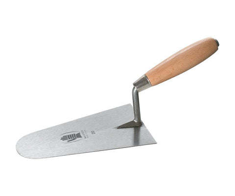 Italian pattern, wide round-pointed trowel