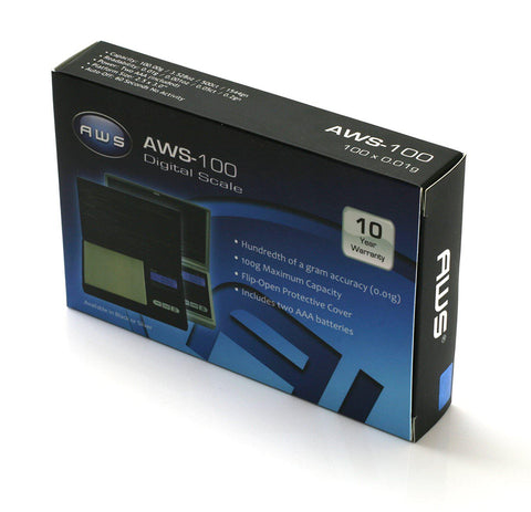 AWS-100 Digital Scale (100 grams capacity)