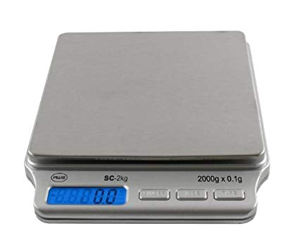 AWS SC Digital Scale (2kg capacity)