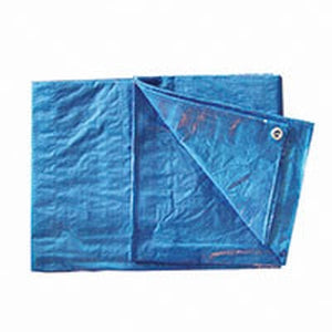 Blue Poly Tarp - 10' X 12'-Bon Tools-Atlas Preservation