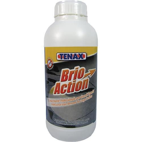 BrioAction 3 Professional Stain Remover - 1 Liter-Tenax-Atlas Preservation