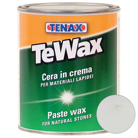 Wax Paste Clear - 1 Quart-Tenax-Atlas Preservation