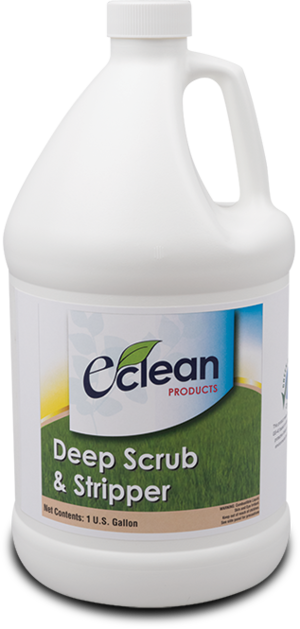Deep Scrub and Stripper - 1 Gallon-e-Clean-Atlas Preservation