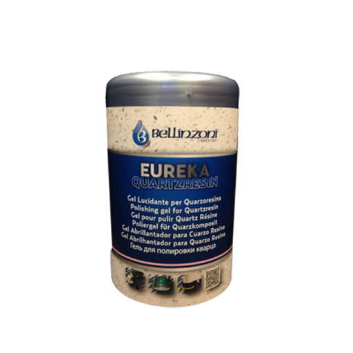 Eureka Quartz - Polishing Gel for Quartz-Resin surfaces-Bellinzoni-Atlas Preservation