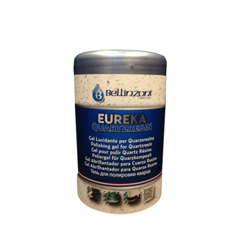 Eureka Quartz - Polishing Gel for Quartz-Resin surfaces