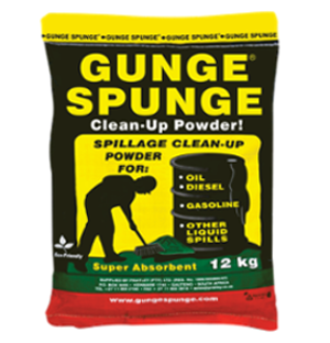 Pratley Gunge Spunge 12kg (liquid cleanup powder)
