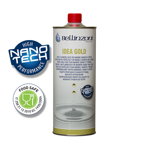 Idea Gold - High Performance water and oil repellent-Bellinzoni-Atlas Preservation