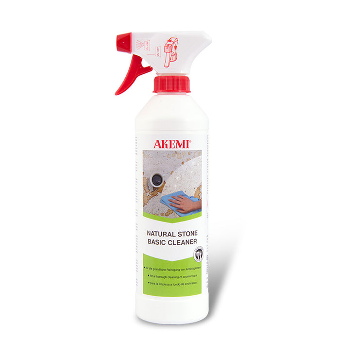 Natural Stone Cleaner Spray - 500ml Sprayer-Akemi-Atlas Preservation