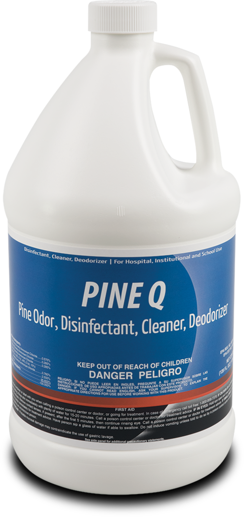 Pine Q Disinfectant, Cleaner & Deodorizer - 1 Gallon-TrueKleen-Atlas Preservation