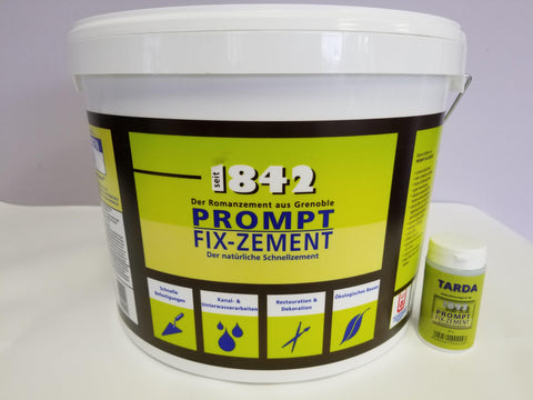 Prompt Natural Cement - 15 KG