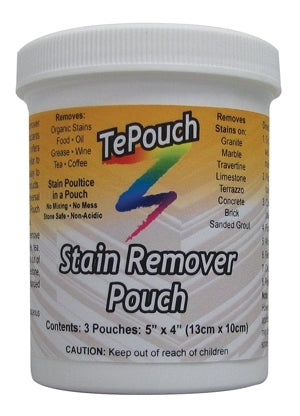 TePouch Stain Poultice Pouch set of 3-Tenax-Atlas Preservation