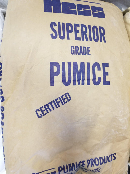 Superior Grade Pummice - Finely ground pozzolana-Atlas Preservation-Atlas Preservation