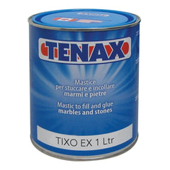 Tixo EX Knife Grade Transparent - 1 Liter-Tenax-Atlas Preservation