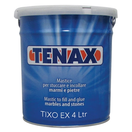 Tixo EX Knife Grade Transparent - 4 Liter-Tenax-Atlas Preservation
