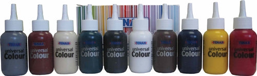 10 Universal Color Kit 75 ML-Tenax-Atlas Preservation