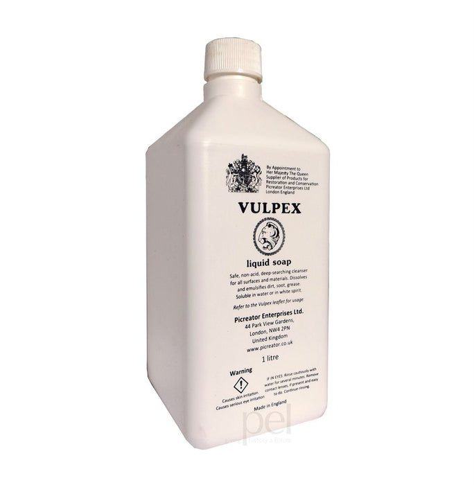Vulpex Liquid Soap - 1 Liter-Picreator Enterprises-Atlas Preservation