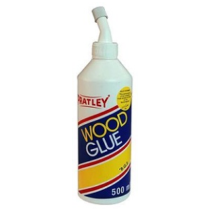 Pratley Wood glue - 500 ML-Pratley-Atlas Preservation