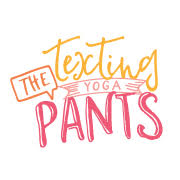The Texting Yoga Pants
