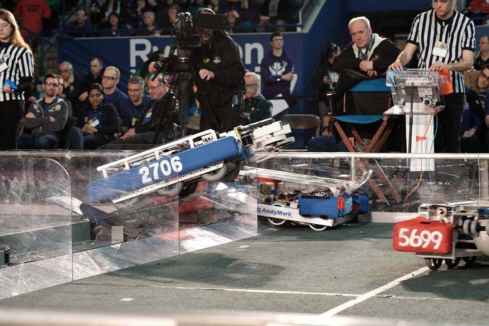 Team 2706: Merge Robotics