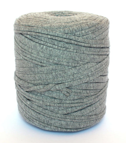 Grey T-Shirt Yarn