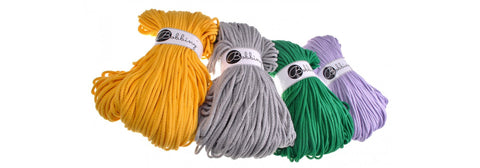 Bobbiny Cotton Cord Rope 100 metres Various Colours