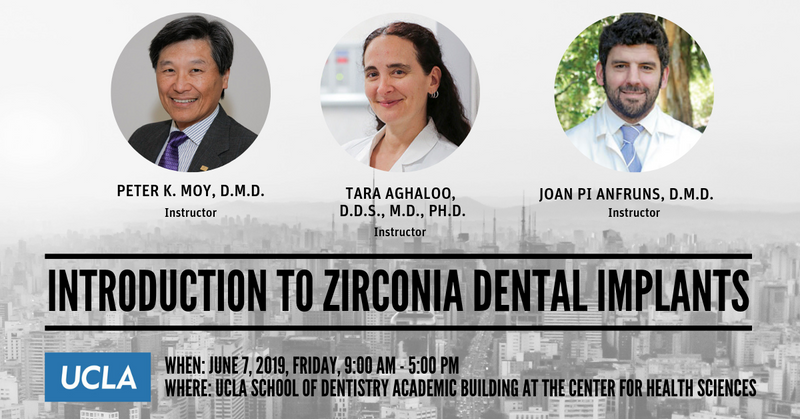 Workshop: Introduction to Zirconia Dental Implants