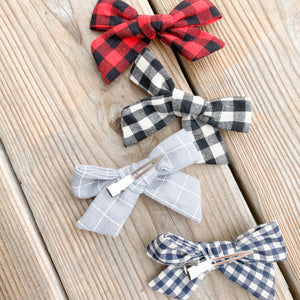 Baby/Toddler Hair Bows with Alligator Clip