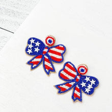 Load image into Gallery viewer, Patriotic Earring Collection