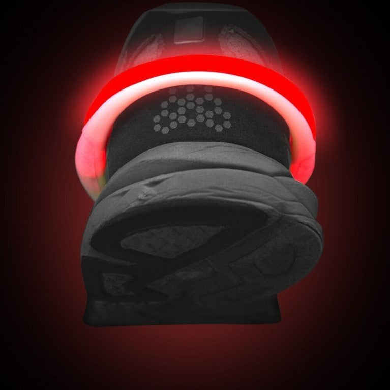 PowerSpurz LED Snap-on Shoe Lights - Fun Run Box