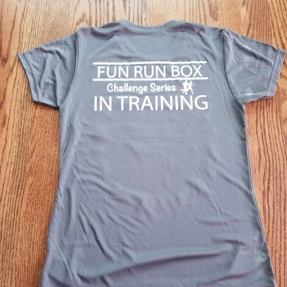 FunRun Challenge Series T-Shirt - Fun Run Box