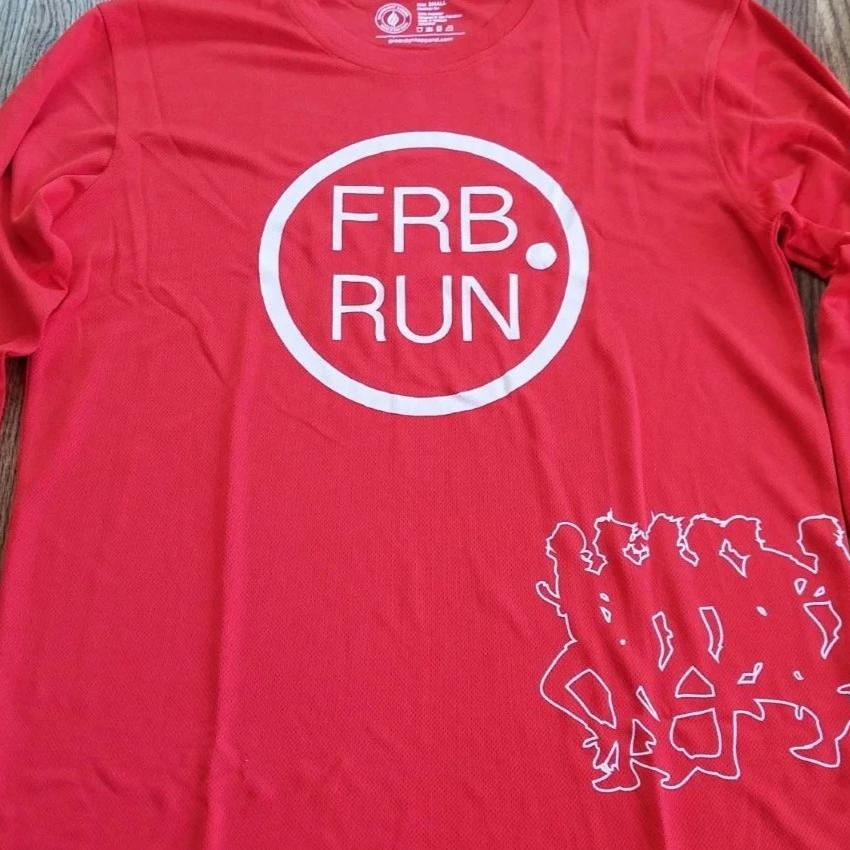 Long Sleeve FRB.Run Technical Shirt - Fun Run Box