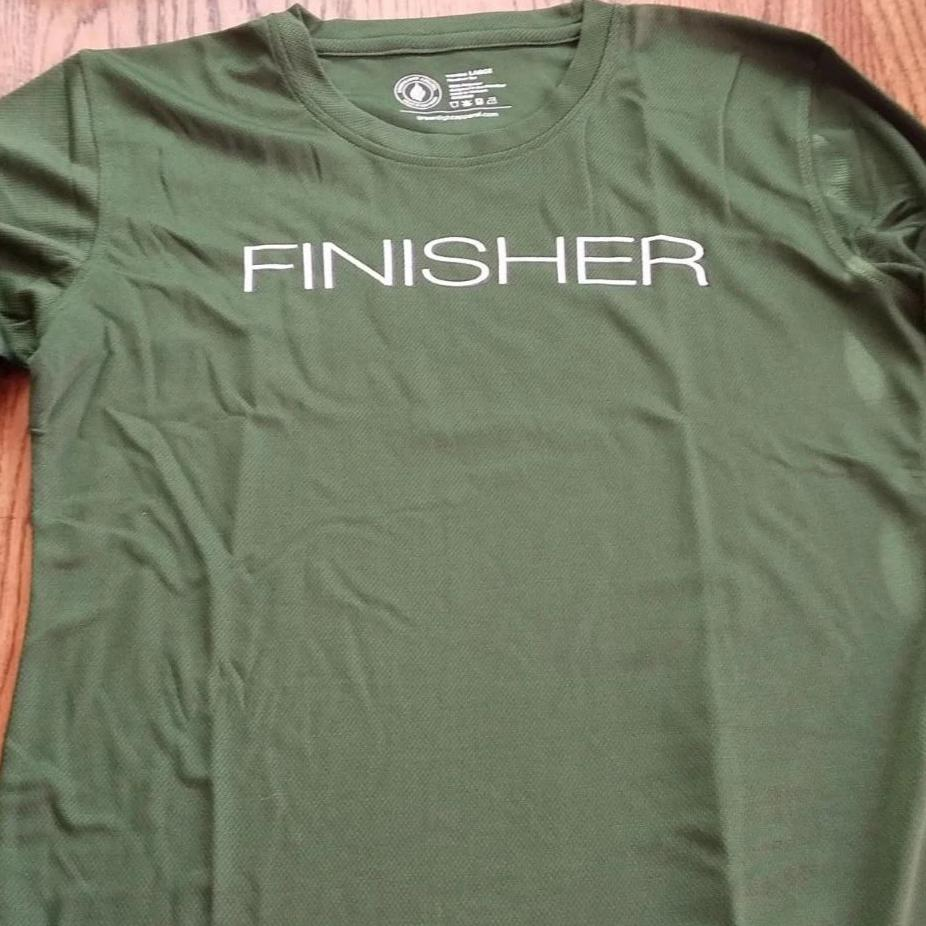 Long Sleeve Technical Finisher Shirt - Fun Run Box