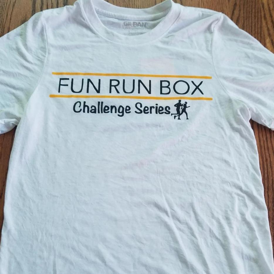Men's XL Lace Up 5K Cotton Shirt - Fun Run Box