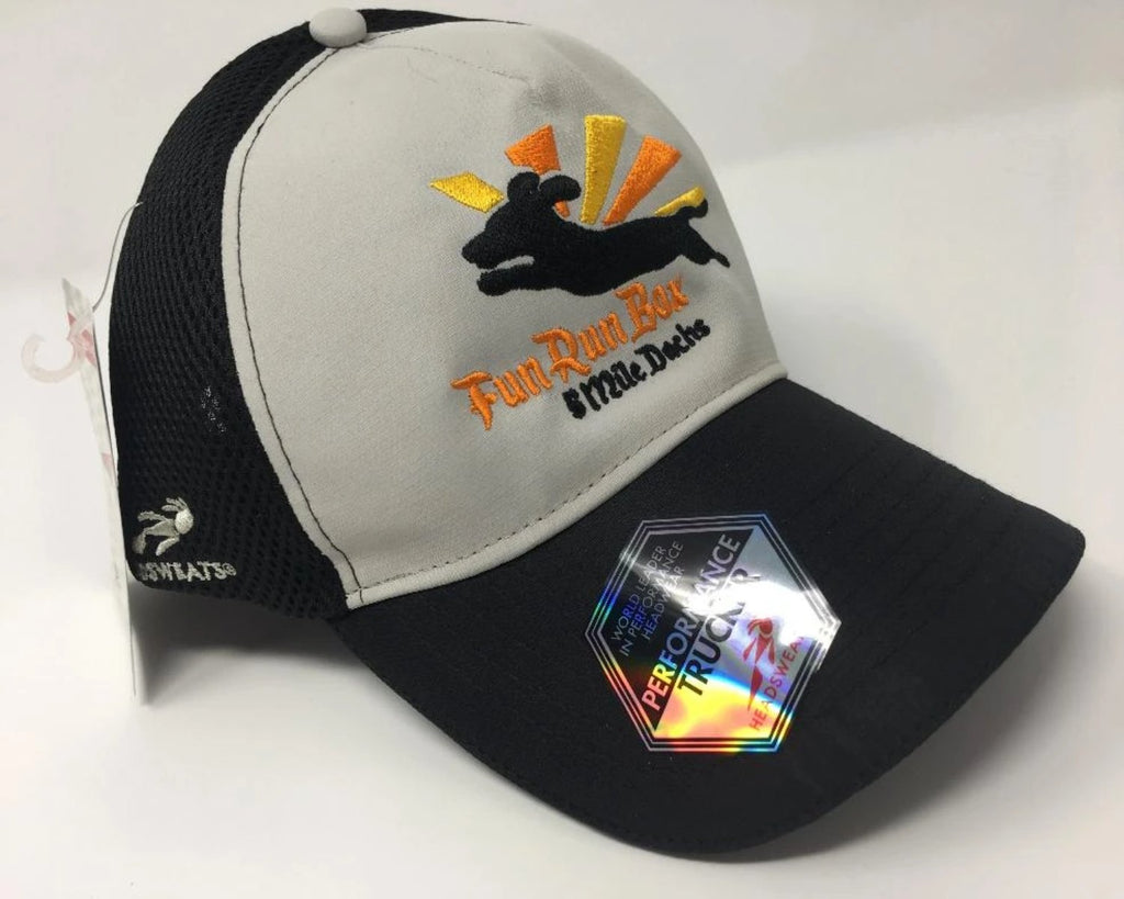 HeadSweats Technical Trucker Hat - Fun Run Box - Fun Run Box