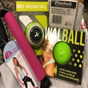 Stretch & Roll Gift Box for Runners