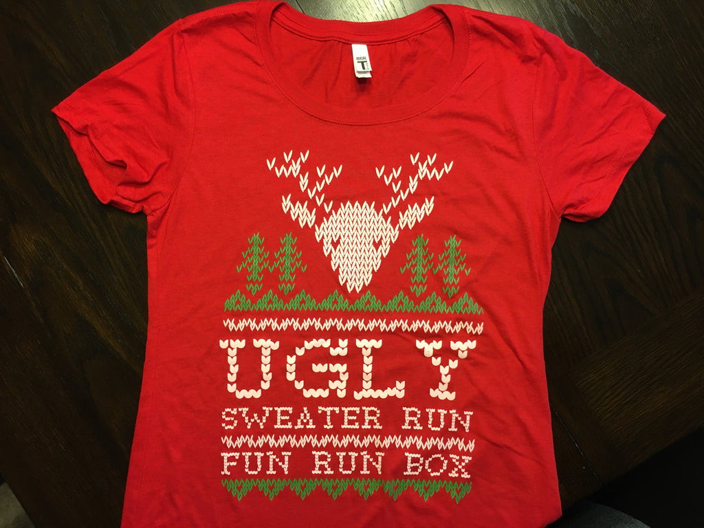 Ugly Sweater Run Challenge