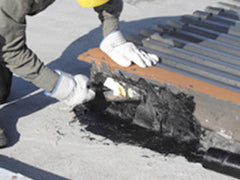 Roof Cements for New Roofing or Re-Roofing