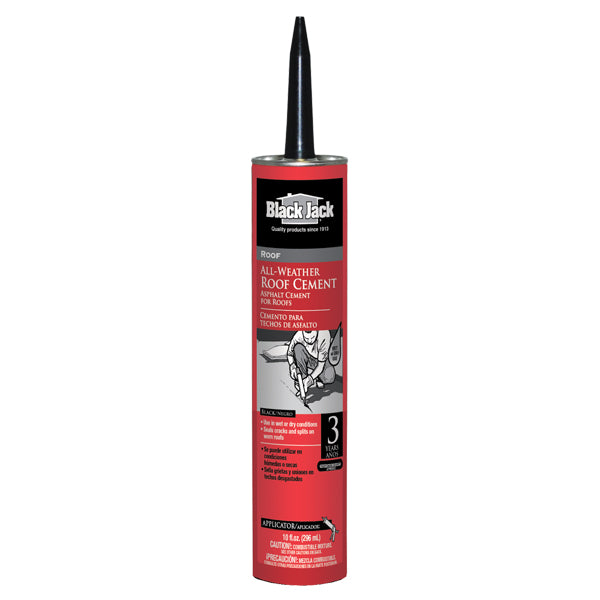Black Jack 174 All Weather Roof Cement Tube Black Jack