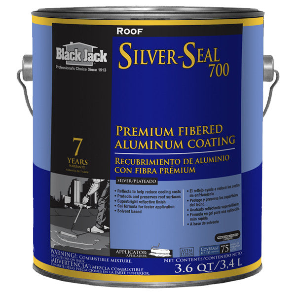 Black Jack 174 Silver Seal 700 Black Jack Coatings