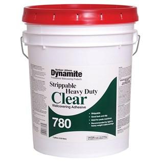 Dynamite® 780 Heavy Duty Clear Adhesive