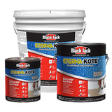 Black Jack® Eterna-Kote® Silicone Roof Patch
