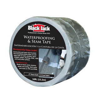 Black Jack® Waterproofing & Seam Tape