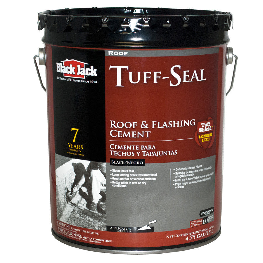 Black Jack 174 Tuff Seal Roof Amp Flashing Cement Black Jack