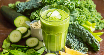 Easy Green Smoothie Recipe
