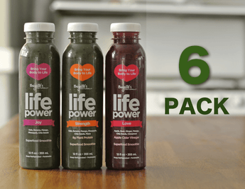 6-Pack (12oz) Great for a 2-Day Reset
