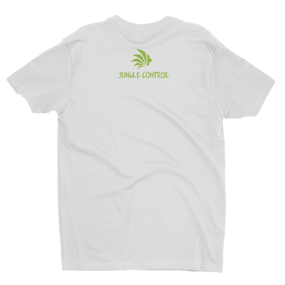 Jungle Control Grower Advisory Tee, Men's Short Sleeve