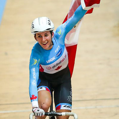 Astra Athletica Ambassador Maggie Coles-Lyster Road And Track Cycling